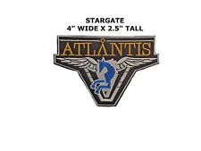 Stargate SG-1 Atlantis uniform Badge Patch 4""