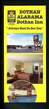 Oversized postcard Alabama AL Dothan Best Western Dothan Inn Bikinis
