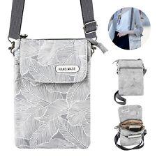 Women Small Cross-body Cell Phone Case Shoulder Bag Purse Pouch Handbag Wallet
