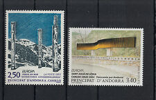 5993 ) Andorra Contemporary Art Europe Cept 1993 / mint never hinged