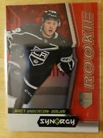 2018-19 UD Synergy JARET ANDERSON-DOLAN Rookie Red Parallel Unscratched Kings