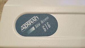 Adtran Total Access 616 T1 TDM Gateway, 3rd Gen Router