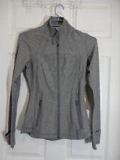 New With Tag Lululemon Define Jacket Heathered Slate Size 4