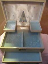 Vintage Jewelry Ballerina Music Box