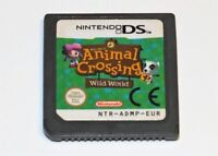 Animal Crossing: Wild World Nintendo DS Game NDS Lite DSi 2DS 3DS XL a F01
