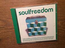 Soulfreedom [CD Album] Barbara Moore Eddie Warner Esther Williams Andy Loore
