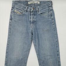 Diesel Kulter W30 L34 blau Herren Designer Denim Jeans Hose Vintage Retro Mode