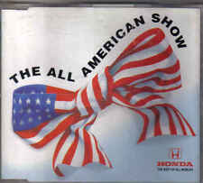 The All American Show-cd maxi single 4 tracks with oa 10 ccc