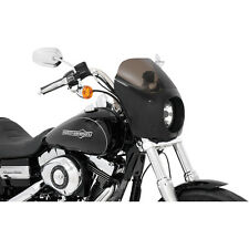 Memphis Shade Black Café Fairing for 86-14 Harley Sportster & Dyna