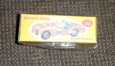 ATLAS EDITIONS / DINKY TOYS -  TRIUMPH TR2   - 1/43 .SCALE MODEL CAR - 111 new