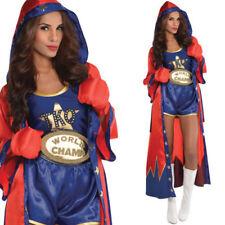 Déguisements costumes bleus Amscan pour femme