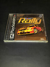 Mobil 1 Rally Championship (Sony PlayStation 1, 2000) COMPLETE PS1