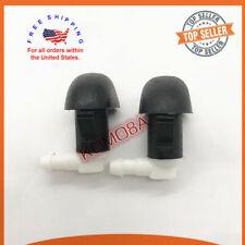 76810-TK8-A01 2PCS Windshield Wiper Washer  Nozzle Spray Jet For Honda Odyssey