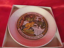 Wedgwood 1978 The Frog Price Plate