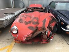 1969 Jaguar E-type Series 2 4.2 Roadster For Restoration MATCHING NUMBERS