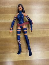 Psylocke Marvel Legends Action Figure Mojo BAF Series 14 Toybiz Loose Xmen
