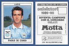 FIGURINA CALCIATORI PANINI 1989/90 - NUOVA - N.200 DI CANIO - LAZIO
