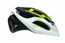 Cratoni C-Hawk Bicycle Helmet MTB Light Visor Protection Triathalon Headgear M/L