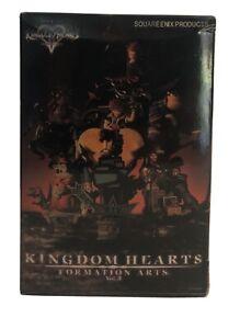 Disney Square Enix Kingdom Hearts Formation Arts Vol 3 Axel Figure New