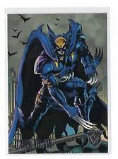 1996 Amalgam trading cards DC/MARVEL  PROMO Card  DARK CLAW.