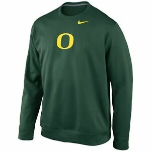 "Nike Oregon Ducks Performance Green Sweatshirt ""XX-Large"""