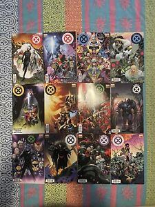 X-Men - House Of X (1-6) + Power Of X (1-6) - 12 Numeri