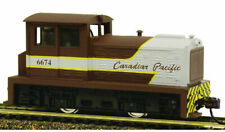 Model Power -HO- #966741  Plymouth DDT Switcher w/Sound, DCC & Remote - CP #6674