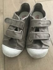 Cienta Kids Sneakers From Spain, Size 34 Europe/Size 2-2.5 Us