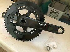 SRAM Red 22 11 Speed Exogram BB30 Carbon Road Bike Crankset eTap 52/36 x 175mm