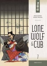 Lone Wolf and Cub Omnibus Volume 7 [New Book] Graphic Novel, Paperback