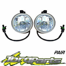 FOG LIGHTS PAIR SUIT VZ COMMODORE HOLDEN 04-06 SS SV6 LAMP SPOT DRIVING FOGLAMP