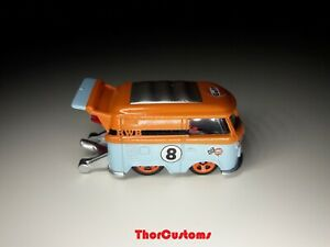Hot Wheels Volkswagen Kool Kombi Gulf