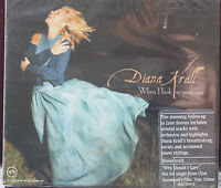 Rare Diana Krall When I Look In Your Eyes CD 13 Tracks New Carded Sealed Verve
