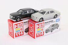 Takara Tomy TOMICA #114 Toyota CENTURY 2X SET Scale 1/70 Diecast Toy Car Japan