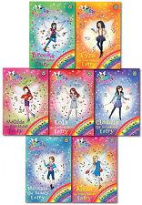 Rainbow Magic Fashion Fairies Collection Daisy Meadows 7 Books Set (120 to 126)