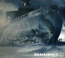 CD Rammstein – Rosenrot Eu 2005 Digipak