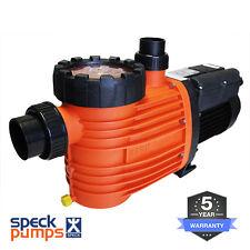 Speck Pro 500 Pool Pump, 2.0HP 500lpm 1.5kW 5Y Warranty