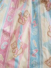 MTM Crowson teddies lined Curtains & tie backs