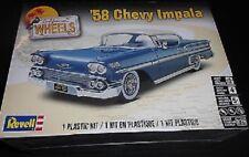 REVELL 4419 1:25th SCALA 58 Chevy Impala