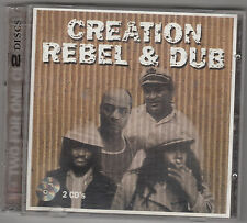 CREATION REBEL & DUB - various artists CD