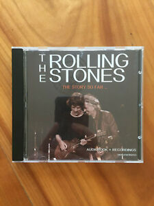 The Rolling Stones- The Story so far- CD