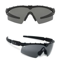 new oakley sunglasses m frame si 20 ballistic black grey strike mil spec 11 140 - M Frame Oakleys