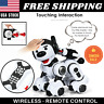 Wireless Robotic Dog Programmable Interactive Touch Remote Control Sing & Dance