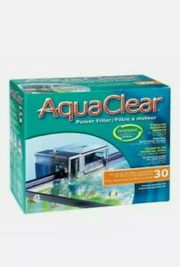 AquaClear 30 Power Filter 30 US Gal