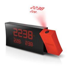 Oregon Scientific PRYSMA - Reloj con proyector, temperatura interior/exterior