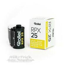 Rollei RPX25 ~ 35mm 36 Exposure ~ New Freshest UK Stock!