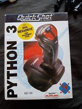 PYTHON 3 by Quickshot Controller for Sega Mega Drive Genesis NEW SEALED