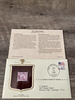 Historic Stamps of America THE ALAMO Commemorative Stamp