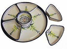 Mexican Talavera Divided tray w/ 6 compartments Ceramic, Pottery, Handmade