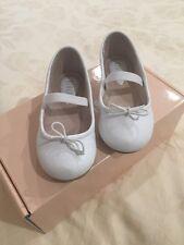Bloch Toddler White Arabella - US Size 5.5/ EU Size 22